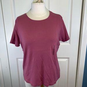 Eddie Bauer Crew Neck Short Sleeve T-Shirt